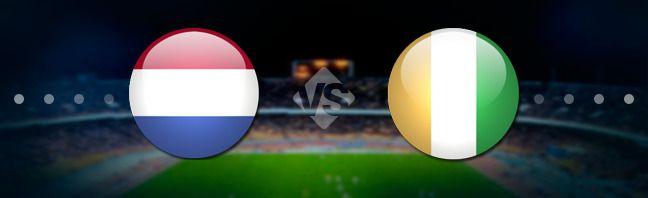 Нидерланды - Кот-д`Ивуар. Прогноз на матч 04.06.2017 http://ratingbet.com/prognoz/all/5202-nidyerlandy-kot-divuar-prognoz-na-match-04062017.html   Бесплатный прогноз на матч Нидерланды - Кот-д`Ивуар, который состоится 04 июня 2017