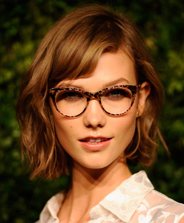 Melena MidiKarliekloss, Bobs Haircuts, Hair Colors, Wavy Bobs, Face Shape, Hair Cut, Shorts Haircuts, Karlie Kloss, Carboxylic Block