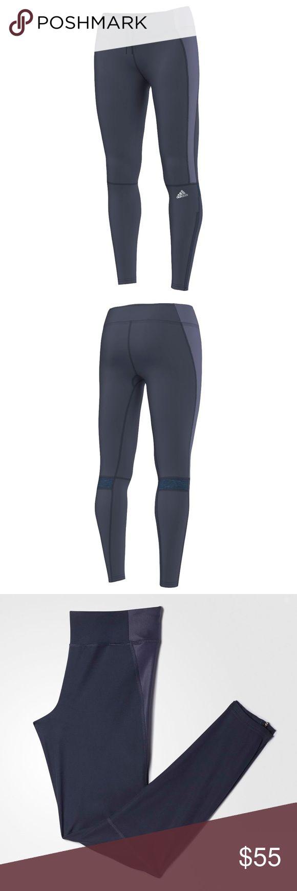 Adidas supernova leggings Brand new never worn supernova leggings. Super cute style and color Adidas Pants Leggings