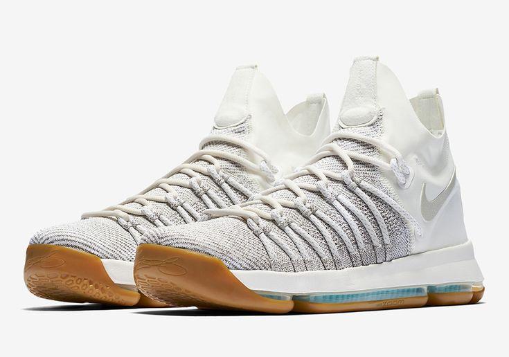 """#sneakers #news  Nike KD 9 Elite """"Ivory"""" Releases Next Week"""