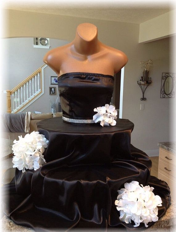 The Couture Cupcake Stand dress for birthdays,  partys, bridal showers, quinceanera and special events by theEventFairy