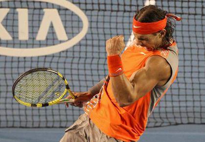 Rafael Nadal Australian Open 2008