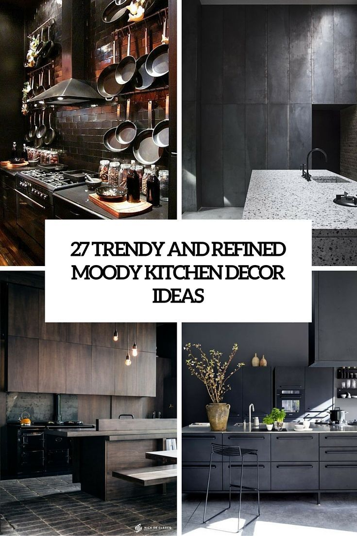 Pin on Kitchen decor and design