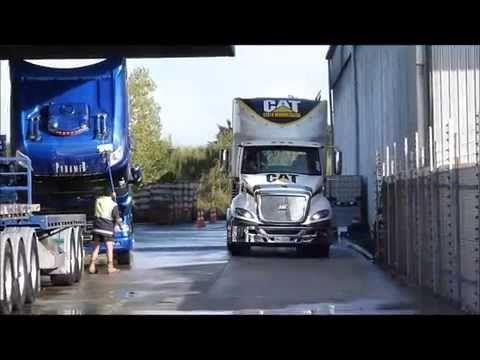 Cat CT610 On Highway Truck: Demonstrator Model - YouTube
