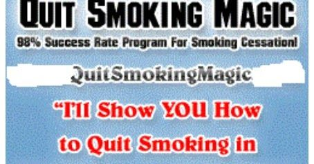 http://ift.tt/2nCKtLc ==>quit smoking quotes - Quit Smoking Magic  Quit Smoking Magic Review -quit smoking quotes : http://ift.tt/2p69jAi  WHAT IS QUIT SMOKING MAGIC? This is a program developed with the smoker in mind. This program can help us to kick out this deadly habit within 7 days without any side effects in the future. This system is built and successfully help many other smoker to completely quit this addictive habits. Comes with 60 days money back guarantee you have the right…