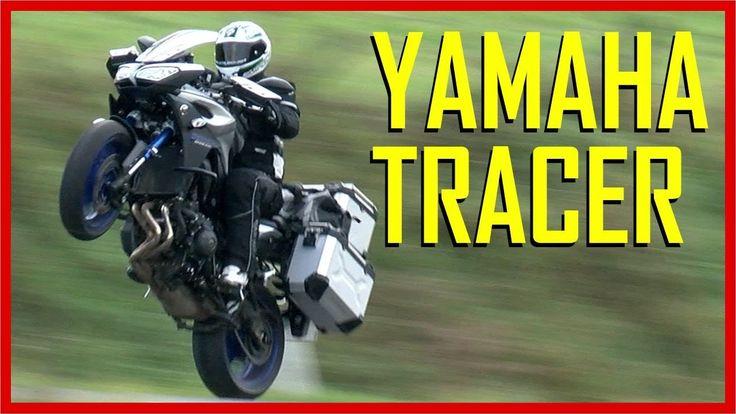 Test Yamaha Tracer : Une moto qui réalise les rêves (English Subtitles)