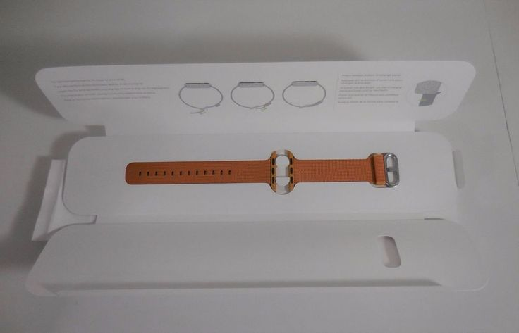 Genuine Apple Woven Nylon Band 38mm (MM9R2AM/A) for Apple Watch Sealed #Apple