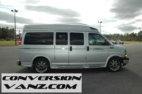 Best Of 2015 Chevy Express Conversion Van