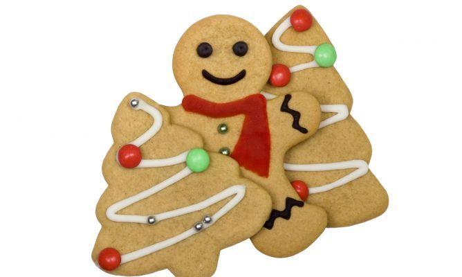 Receta para preparar las tradicionales galletas de jengibre y canela, muy populares durante la Navidad.