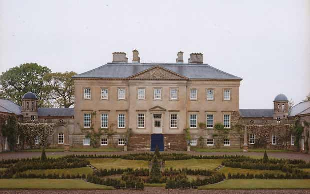 Saved by Prince Charles from the auctioneer's hammer, Dumfries House - a time   capsule of 18th-century furnishing - has been restored to its former glory