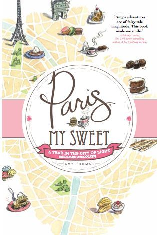Paris, my sweet.