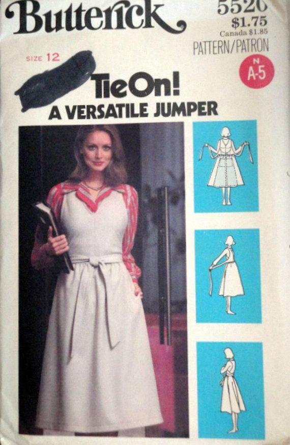 9e5aa1d2eb719 Misses  Wrap Jumper Or Dress