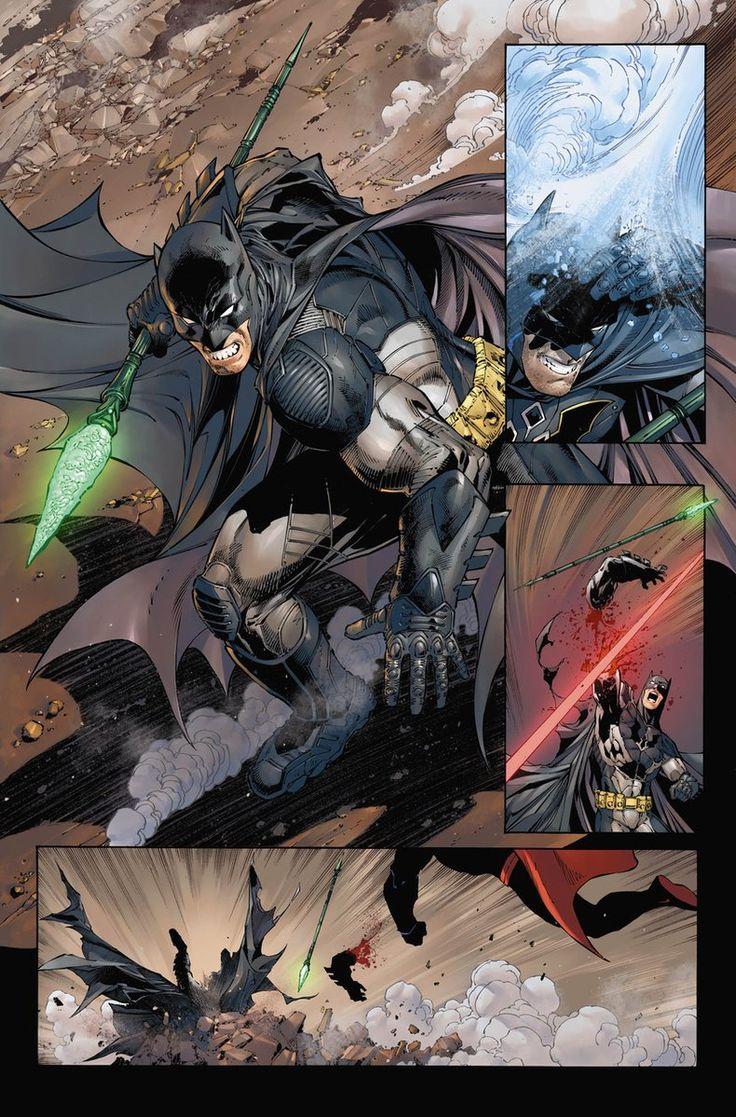"Batman | Roteirista brinca com Batman vs Superman em ""Bat-Apocalypse"""