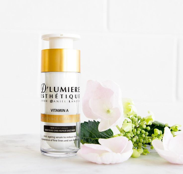 Vitamin A has been shown to improve both the skin thickness, the content of the fibroblast and has an anti-ageing long-term effect.  What more could you want?! This staple product is available for you to shop! #linkinbio