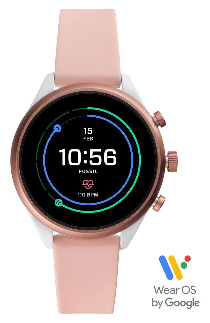 Fossil Q Women's Sport Smartwatch, 41mm Sponsored ,