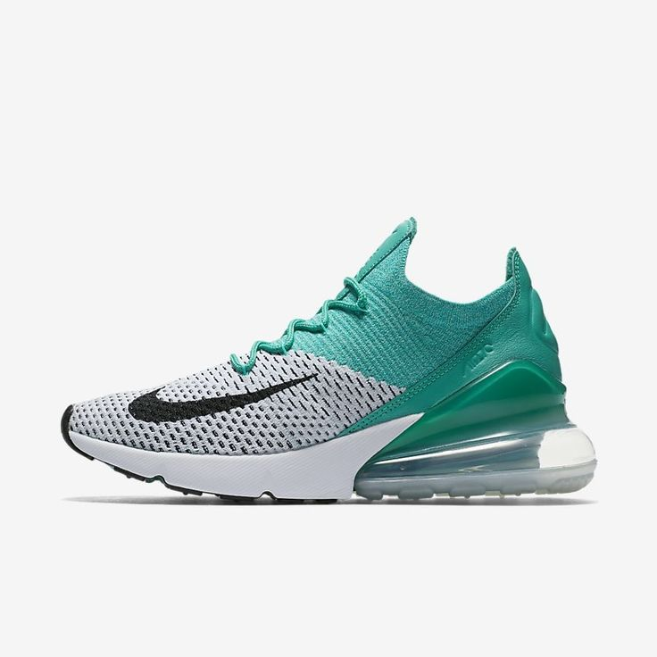 Nike Air Max 270 Flyknit Womens Shoe