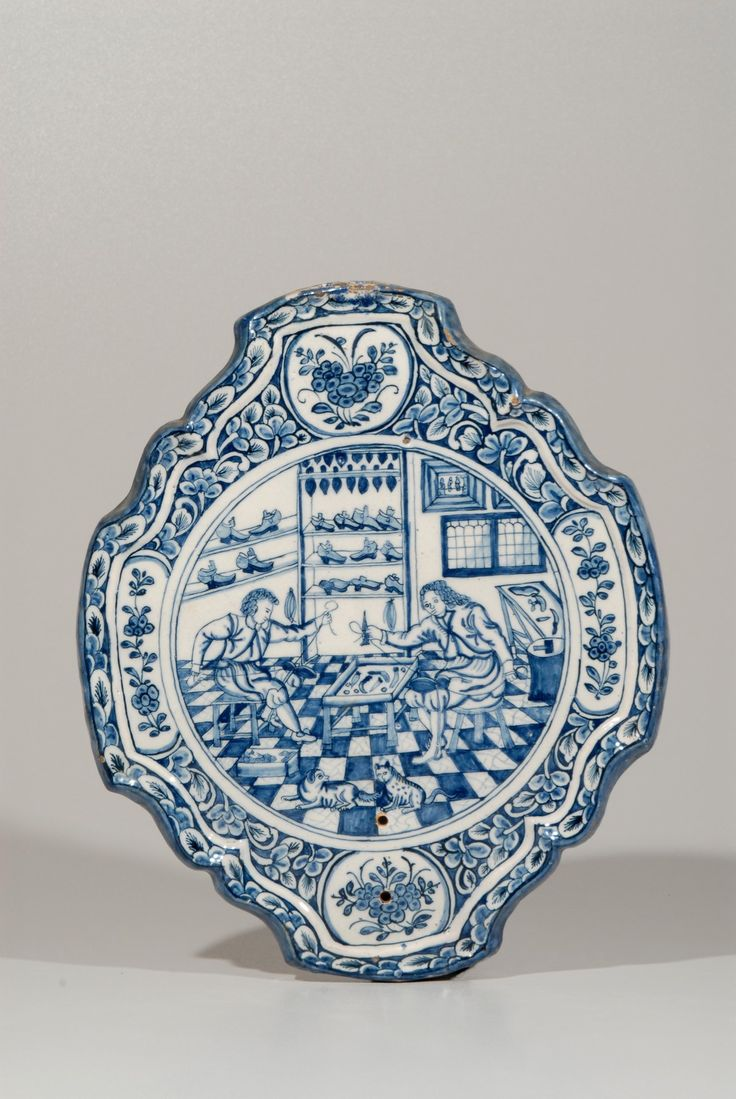 Collection item D0728. Blue and White Plaque Rotterdam, probably Schiedamschedijk, circa 1760  Height: 33.9 cm. (13 3/8 in.)     Share      Download Download larger image    Images on this website are licensed under a Creative Commons Attribution-NoDerivs 3.0 Unported License.