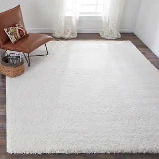 Shop for Safavieh California Cozy Plush Milky White Shag Rug. Get free shipping at Overstock.com - Your Online Home Decor Outlet Store! Get 5% in rewards with Club O! - 14955430