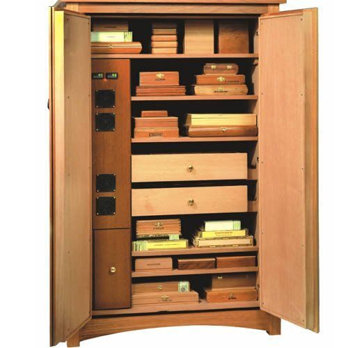 Amazon Com Vigilant Climatech Electronic Cigar Cabinet Humidor 2600 Cigars Humidification Humidor Cabinet Cigar Humidor Cabinet Cigar Humidor