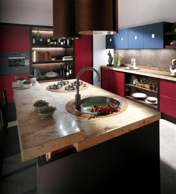 Best Muebles De Cocina Scavolini Images On Pinterest Kitchen - Cool kitchen designs