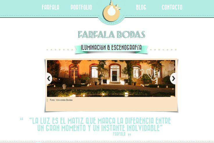 cabecera web Farfalabodas.com
