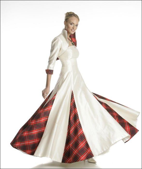 Unique Wedding Dresses Scotland: Dressed To Kilt Images On Pinterest