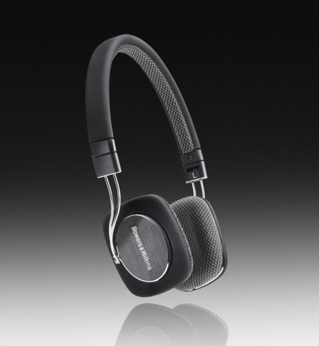 Bowers and Wilkins P3 Mobile Hi-Fi Headphones... Saw these in Popular Science
