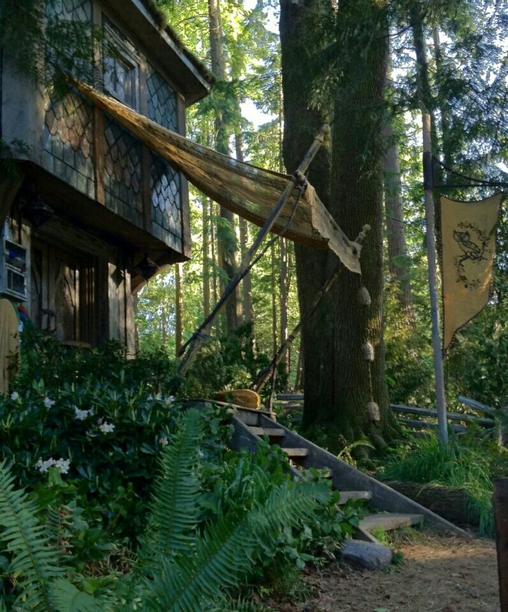 Athena cabin at Camp Half-Blood