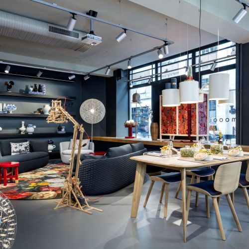 The Best New Luxury Furniture Showrooms In London