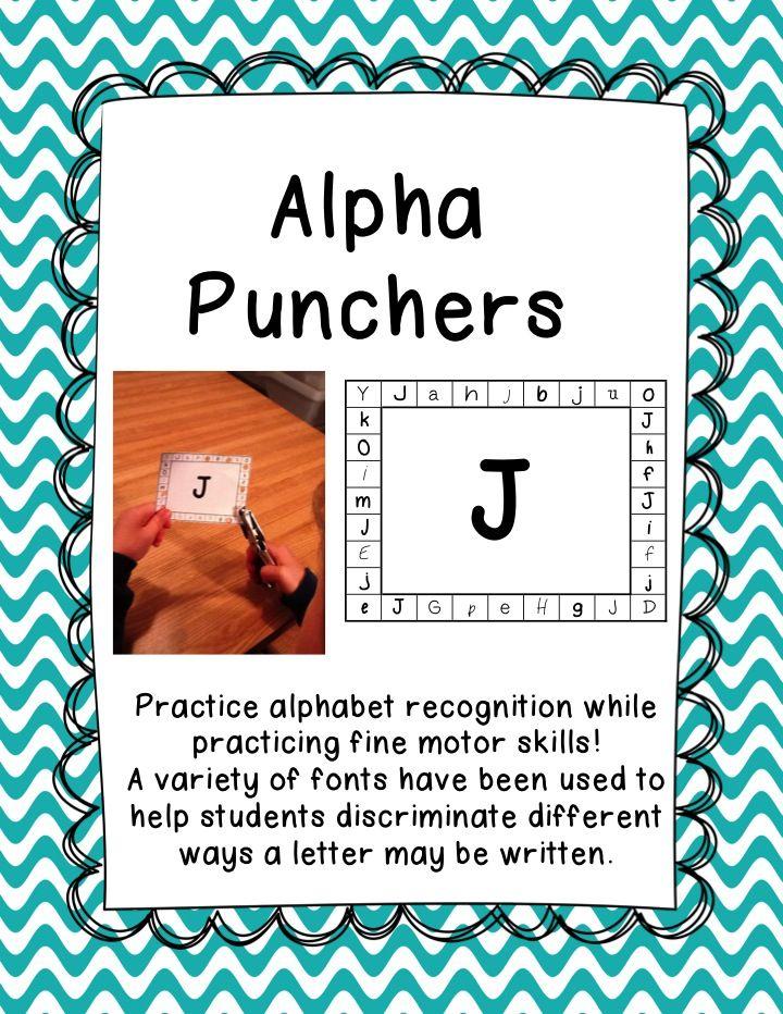 alphabet et motricité... 2 dans 1