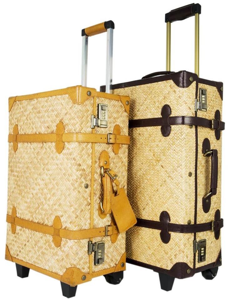 425 best on the go images on Pinterest | Vintage luggage, Vintage ...