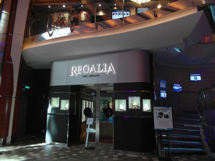 regalia fine jewelry store royal caribbean international