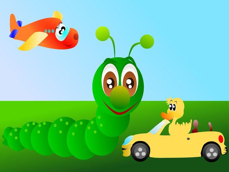 """Libro interattivo per bambini """"La famiglia arcobaleno"""""""