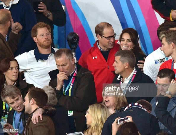 Browse Royals And Celebrities Attend The Rugby World Cup latest photos. View images and find out more about Royals And Celebrities Attend The Rugby World Cup at Getty Images.