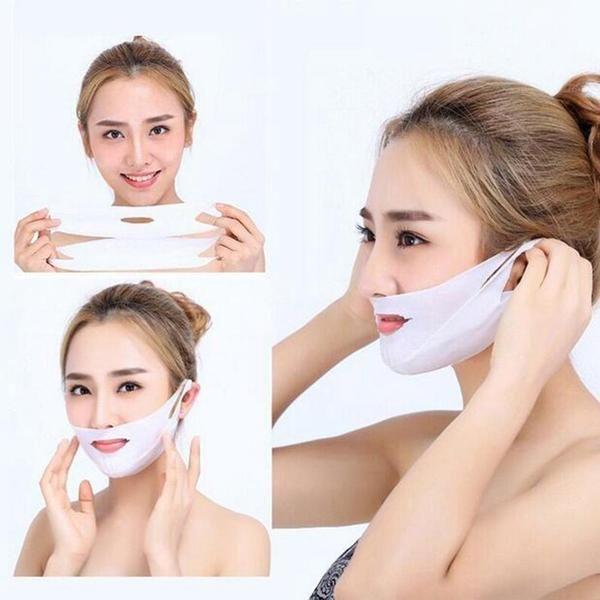 V Shaped Mask