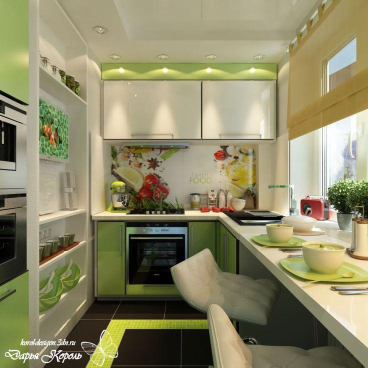 Найти дома проекты от профессионалов для идей и вдохновения. Кухня для студентов сестра 2 на Ваш королевский дизайн | сайт homify