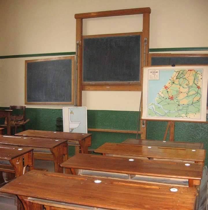De school uit de jaren 50