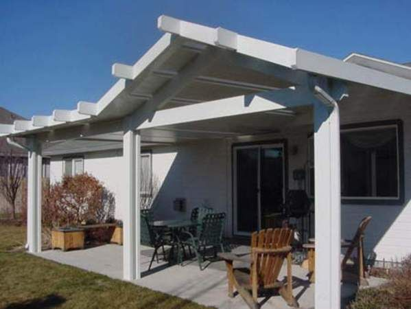 Lovely Boise Patio Covers Solid Lattice @ Patio Covers Unlimited