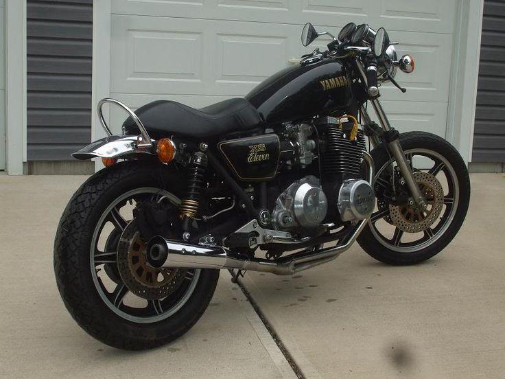 Yamaha XS 1100 Bobber