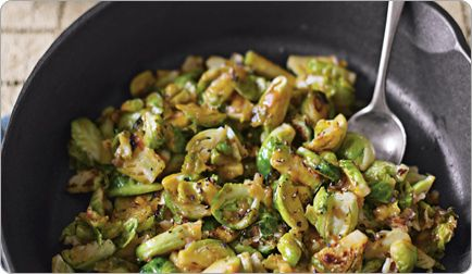 Braised Brussels Sprouts in Mustard Sauce gonna try this | NAILED IT ...
