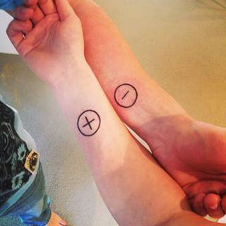 tatuajes positivo negativo