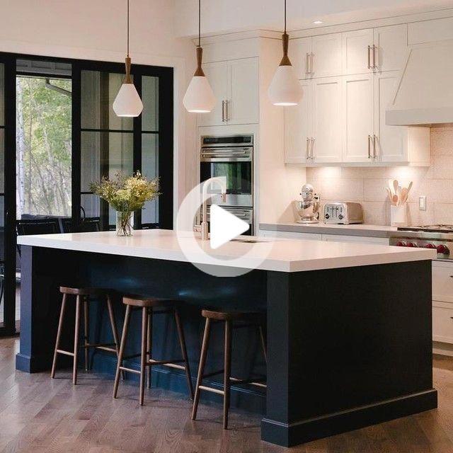 Contador Bay Bar Taburetes Contador Moderno Y Taburetes Comedor Moderno Y Muebles De Cocin Modern Kitchen Design Kitchen Decor Inspiration Kitchen Design