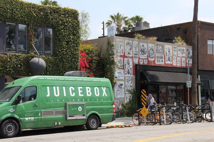 Juice truck juice box food truck pinterest trucks for Food truck juice bar