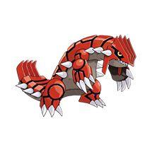 Groudon #383 | Pokemon.com