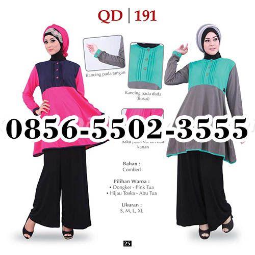 Gamis Merk Qirani Terbaru, HP.0856-5502-3555,