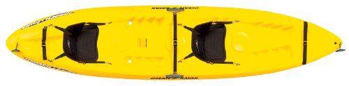 Ocean Kayak 12-Feet Malibu Two Tandem Sit-On-Top Recreational Kayak, Yellow Ocean Kayak http://www.amazon.com/dp/B00HLD45FK/ref=cm_sw_r_pi_dp_mp7Cvb14RWJRT