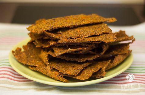 Как самому быстро и недорого сделать сыроедные хлебцы – без дрожжей, выпекания, химически отбеленной муки и консервантов - только полезные и живые продукты