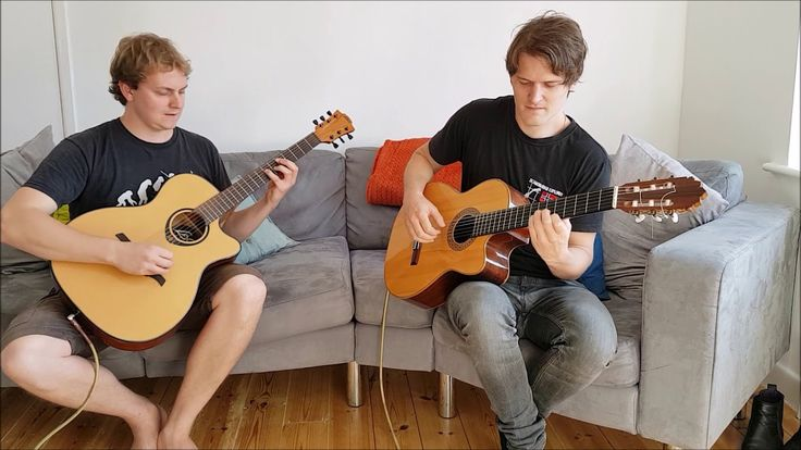 Thundercats Theme Song - Acoustic Cover