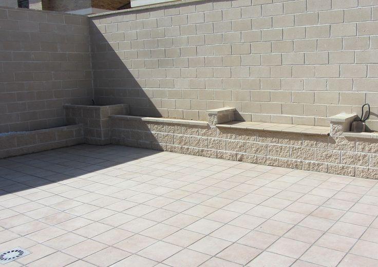 Reforma de patio trasero i proyectoa184 pinterest - Tipos de toldos para patios ...