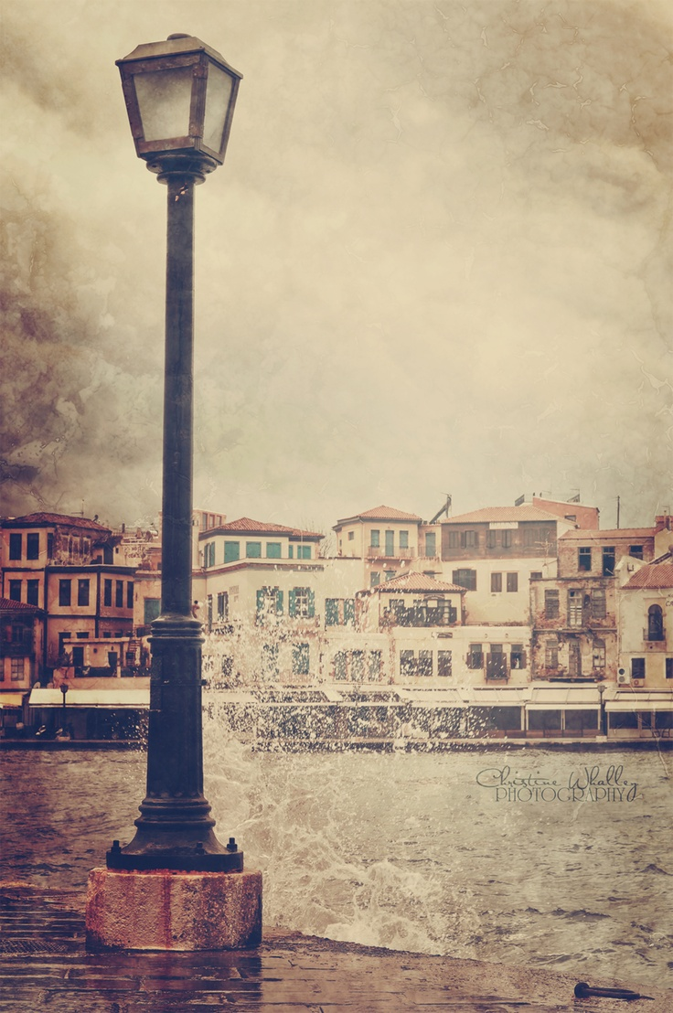 Old harbour Chania